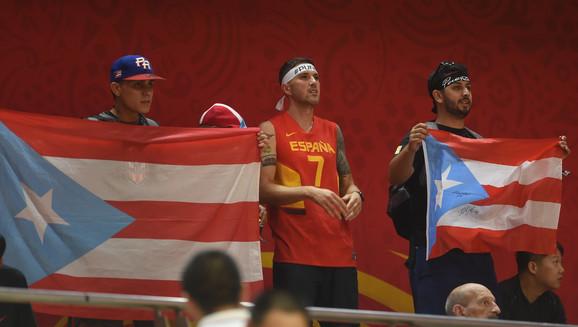 Navijači Portorika