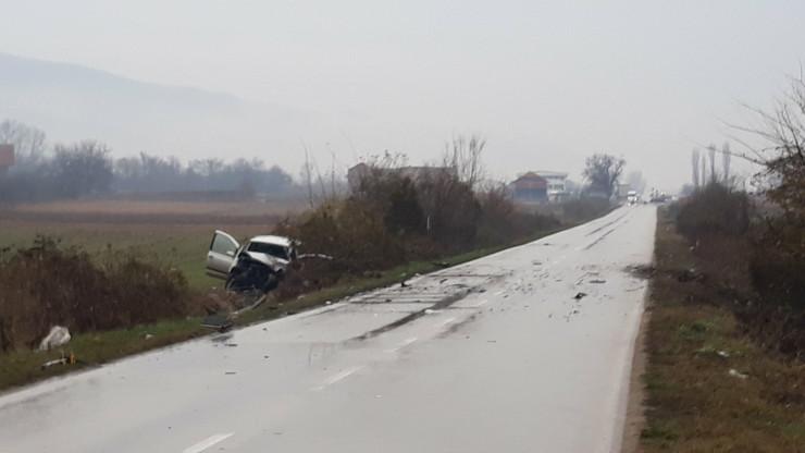 Niš, saobraćajna nesreća