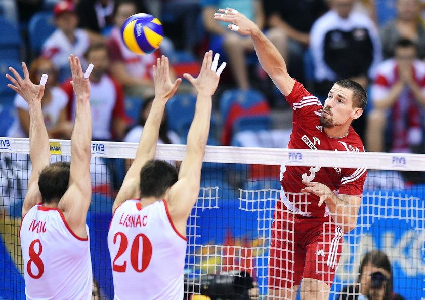 RIO 2016: Polscy siatkarze trenują w mrozie!