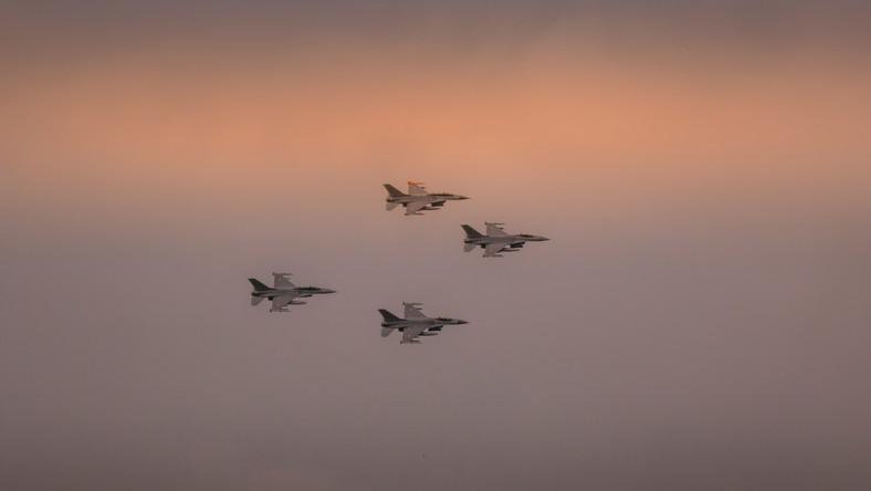 Duńskie F-16