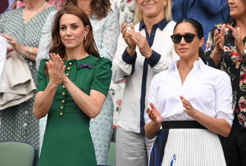 Kate Middleton and Meghan Markle had to recognize the superiority of Beatrice Borromeo