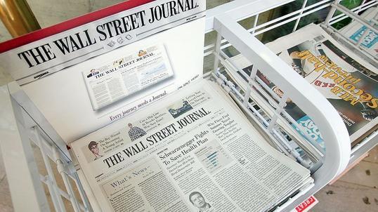 dziennik online Wall Street