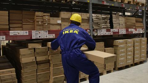 """Psychologiczny """"efekt IKEA"""" może skłonić pracowników do cięższej pracy"""