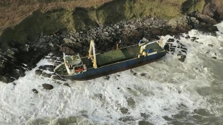 ireland ship cork foto Tanjug AP