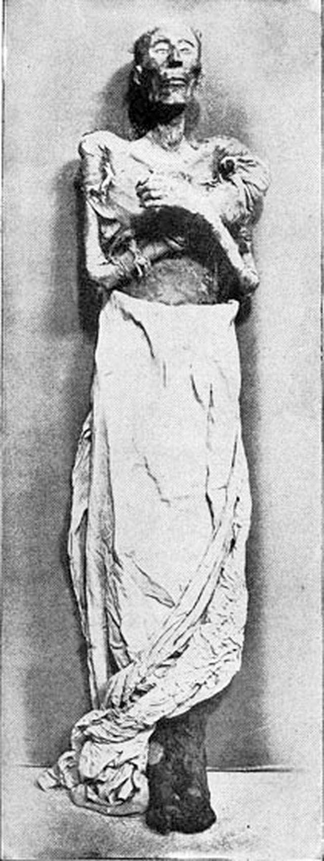 Mumija Ramzesa II