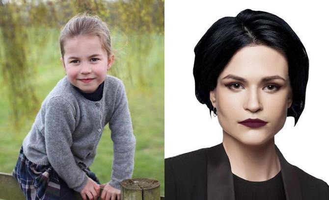 Princeza Šarlot sada i posle 20 godina