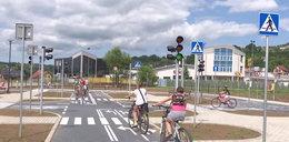 Tutaj dzieciaki nauczą się jazdy na rowerze