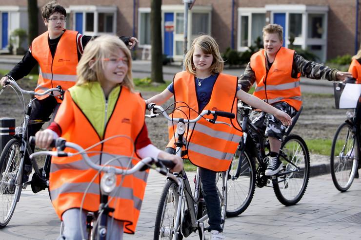 Holandija deca EPA VINCENT JANNINK