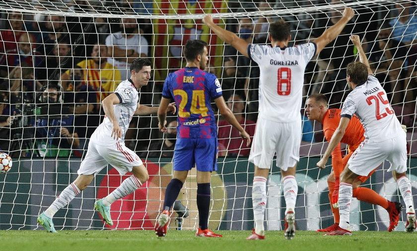 Champions League - Group E - FC Barcelona vs Bayern Munich