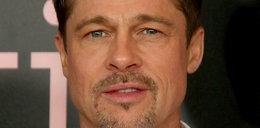 Skandal w Hollywood! Komu Brad Pitt groził śmiercią?