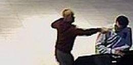 Zaatakował młotkiem na dworcu. Policja szuka napastnika