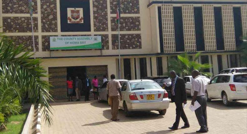 Homa  Bay County Assembly