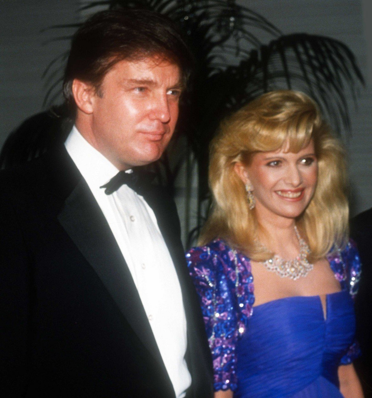Ivana i Donald