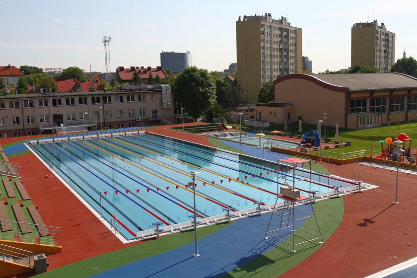 Nowe baseny w Rzeszowie
