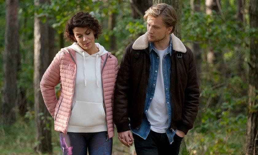 """""""M jak miłość"""". Patrycja w końcu spotka się z Łukaszem. Powie mu, że jest z nim w ciąży?"""