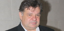Krzysztof Globisz miał wylew, jego stan jest poważny