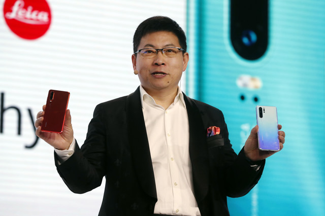 Predsednik Huawei Ričard Ju
