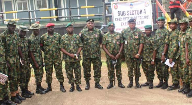 Operation Python Dance: Respect human rights, foster peaceful co-existence, Army urges troops