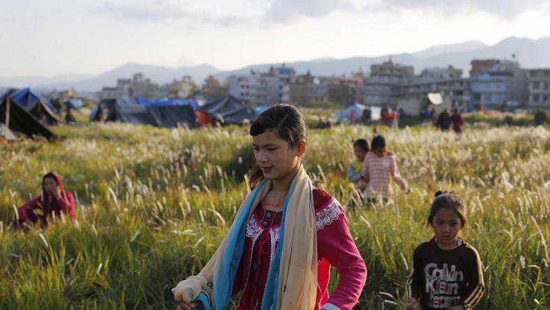 Blisko milion dzieci ucierpiało w wyniku trzęsienia ziemi w Nepalu