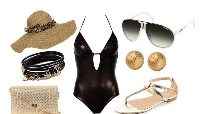 Modne stylizacje na imprezę na plaży