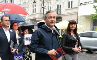 Biedroń: Jako prezydent przywrócę godne emerytury