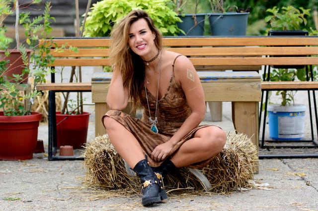 Natali Burn u Beogradu