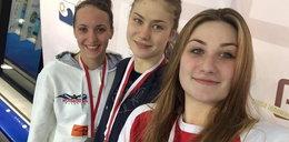 Paulina to nasza duma! Łodzianka z rekordem Polski w pływaniu