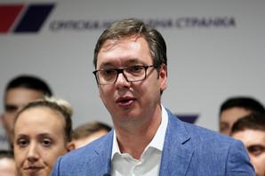 LOKALNI IZBORI Vučić: Ubedljiva pobeda SNS u Lučanima, Doljevcu, Kladovu i Kuli