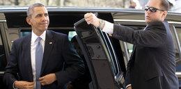 Trzech ochroniarzy Obamy pijanych. Odesłani do USA