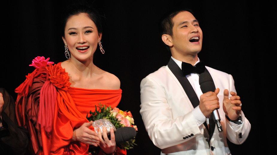 Peng Lin i Steve Yoo