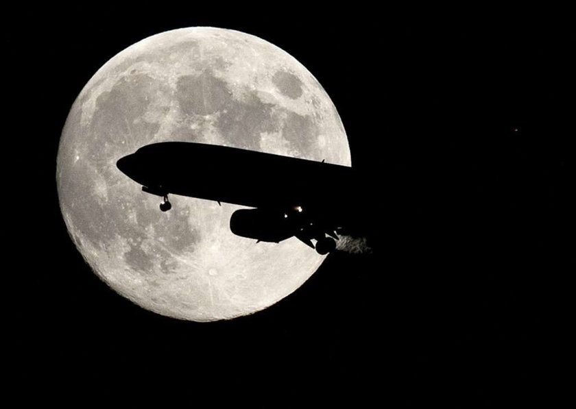 Dzisiaj Księżyc przestanie istnieć?!