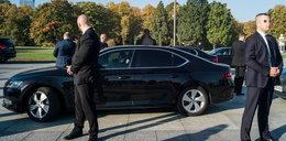 Merkel przeżyła chwile grozy. Kolejna afera z udziałem kierowców SOP