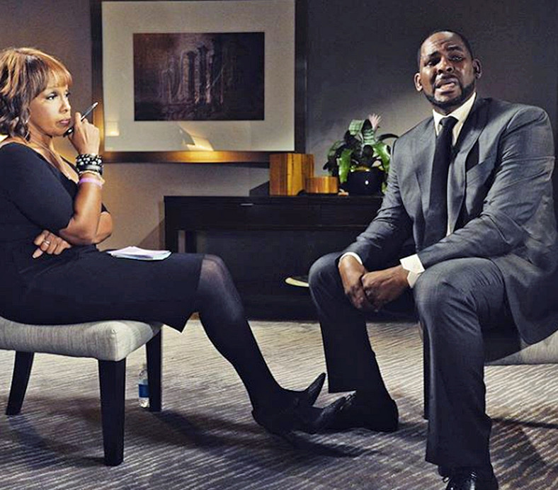 R.Kelly grants first interview since release from jail and has maintained his stance of being innocent of all the sexual abuse allegations leveled against him