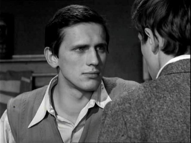 """Jan Englert w filmie """"Kolumbowie"""" (1970)"""