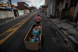Koronawirus w Brazylii: Prawie 27 tys. zgonów. Liczba zakażonych wzrosła do 438 tys.