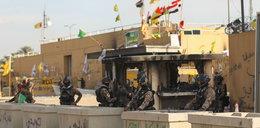 Atak na Zieloną Strefę w Bagdadzie. Jedna z rakiet spadła w pobliżu ambasady USA