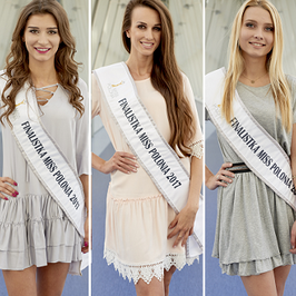 Miss Polonia 2017: mamy zdjęcia wszystkich finalistek. Która najpiękniejsza?