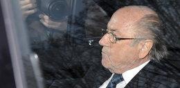 Szokująca nagroda dla Blattera