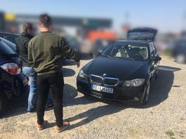 BMW 325i - używane auto z ogłoszenia