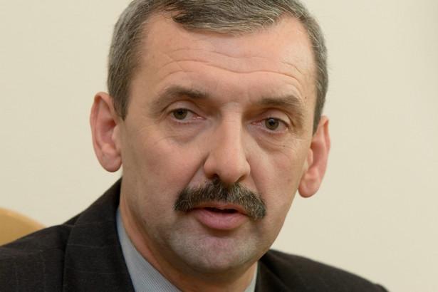 """Prezes Związku Nauczycielstwa Polskiego zaznaczył, że """"całe to odium agresji, niechęci, (...) wyleje się w 2018 roku"""""""
