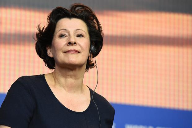 Dorota Kolak podczas Berlinale 2016