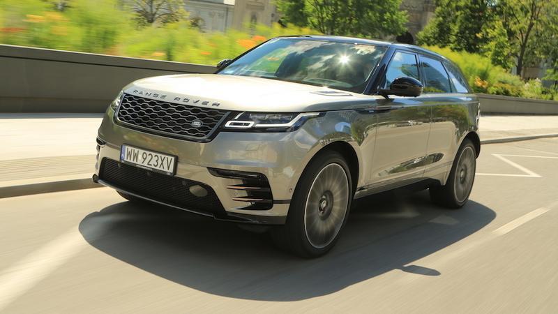 Range Rover Velar D300