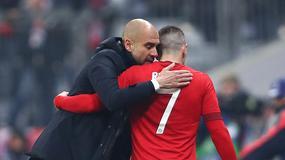 Guardiola: wciąż kocham Francka Ribery'ego