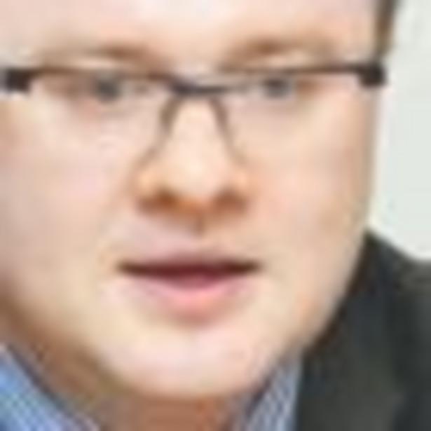 Andrzej Marczak, doradca podatkowy, partner w Doradztwie Podatkowym KPMG Fot. Marek Matusiak