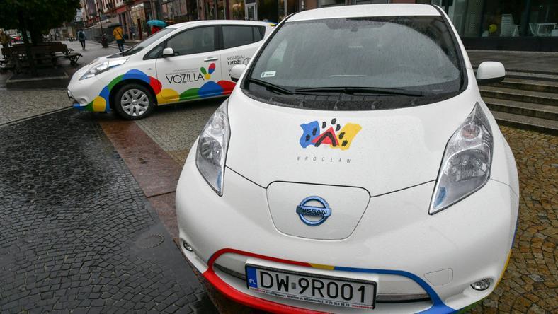 Wrocławska wypożyczalnia aut elektrycznych ruszy 4 listopada