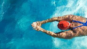 Basen - miejsce nie tylko do pływania