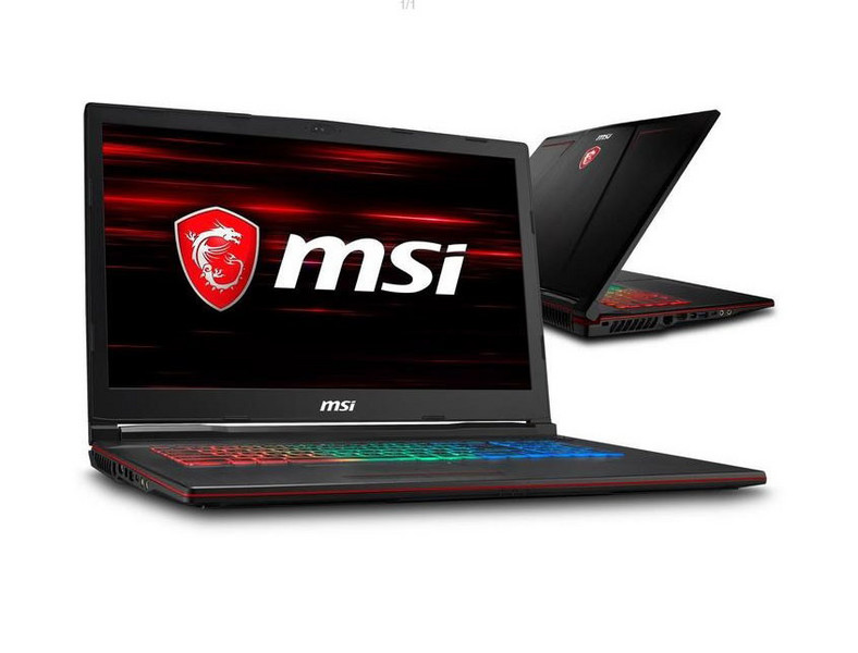 MSI Leopard GP73 8RE-421XPL - 17 cali