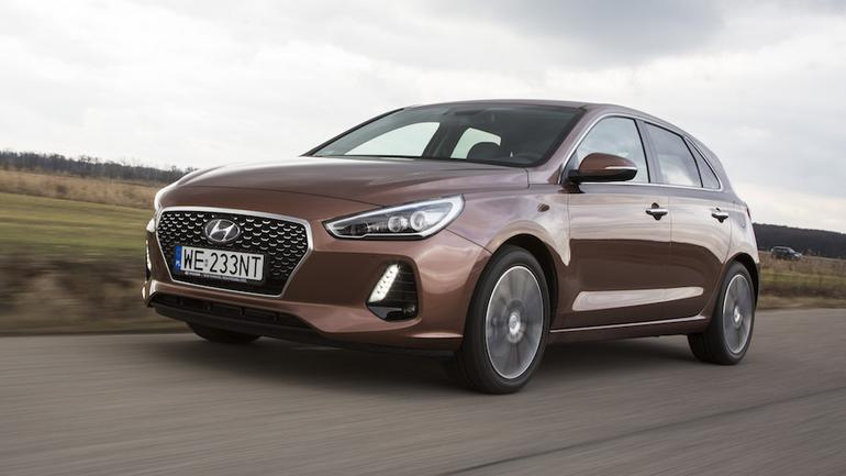 Hyundai i30 1.6 CRDi Premiere Luxury
