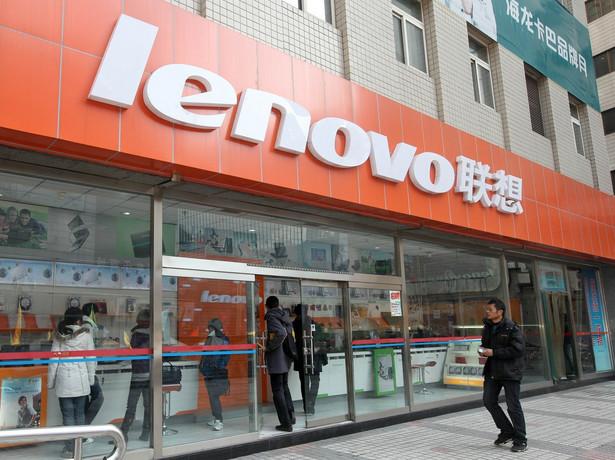 Lenovo zbiera profity z ożywienia na rynkach wschodzących