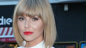 Taylor Swift na imprezie w Polsce? Nie, to żona znanego aktora